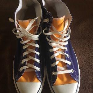 Top All Star Poshmark Taylor High Chuck Converse Shoes Lakers UqwaFRF